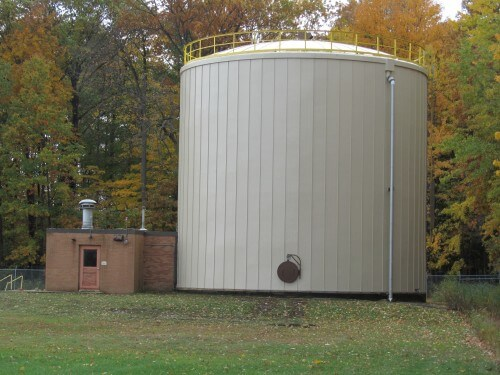Charmant PPG Fire Protection Tank Strongsville OH