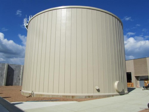 Health Care Thermal Energy Storage Tank Chaska MN - MC&I ...