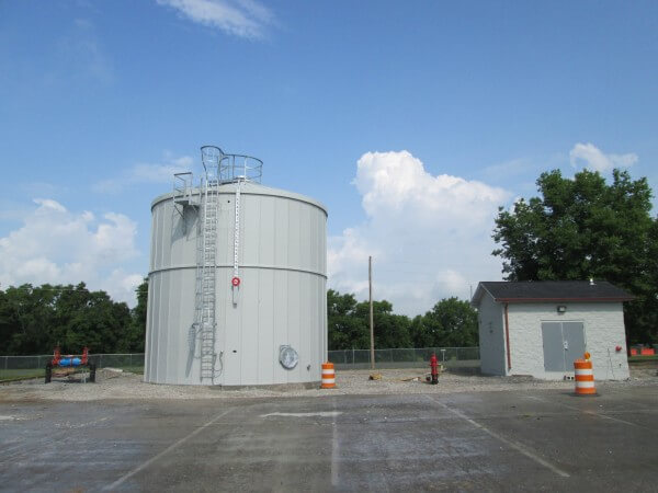automotive fire protection tank insulation