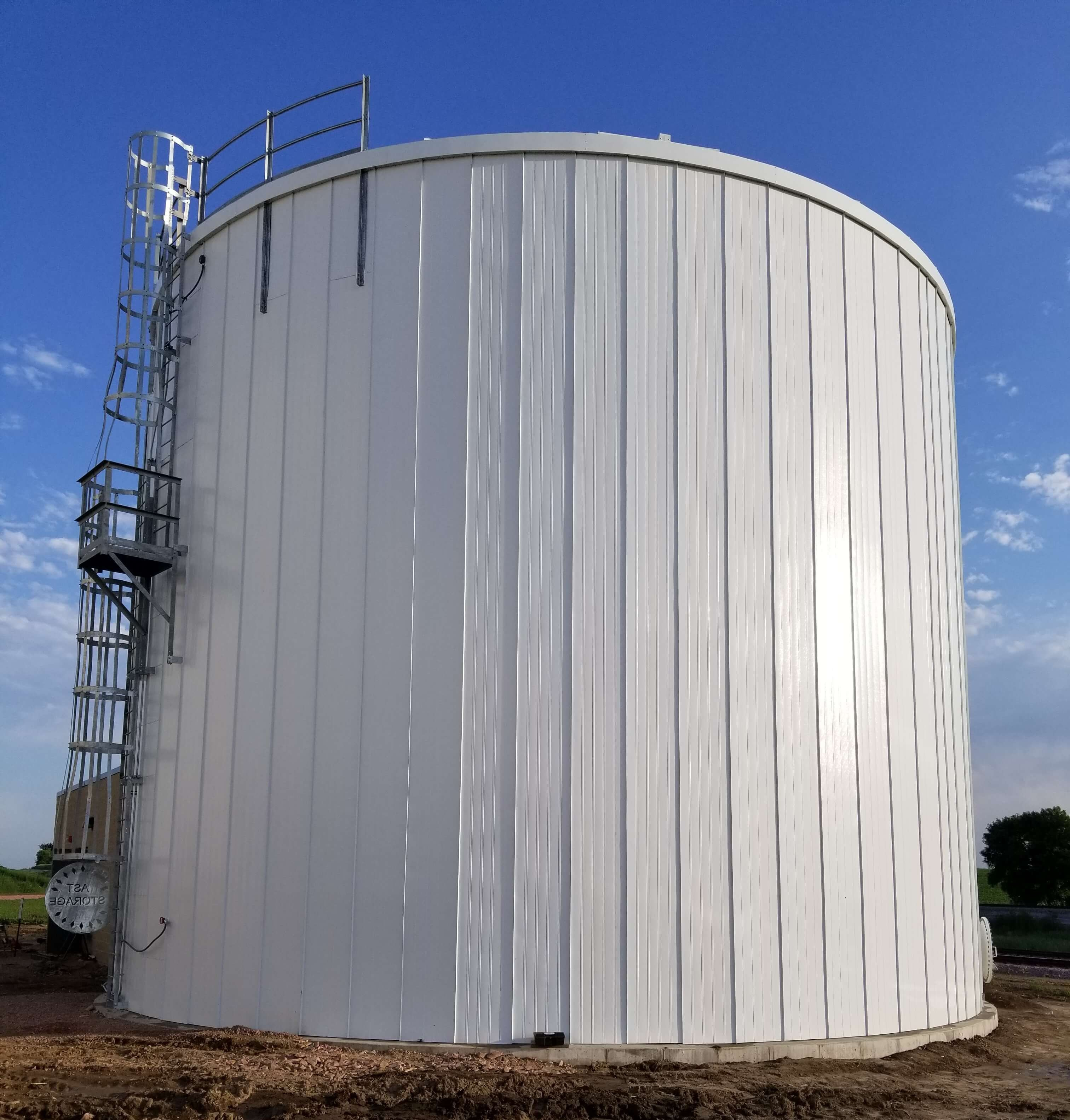 Case Study: Fire Protection Tank in Sioux Falls, SD MC&I